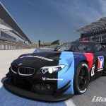 BMW Z4 GT3 and Circuit of the Americas screenshots