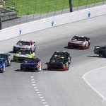 Kevin King Wins Texas Calamity in NASCAR Peak Antifreeze Series