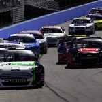 Ottinger Shows the Way at Auto Club Speedway